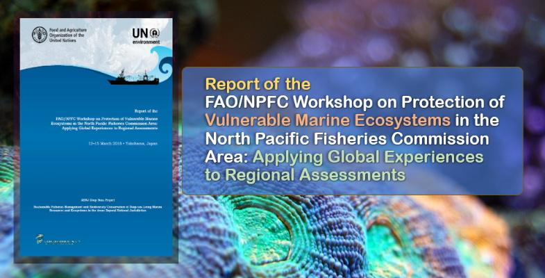 Report of the FAO/NPFC Workshop on Protection of VMEs in the NPFC Area